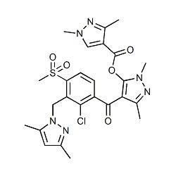 Tripyrasulfone