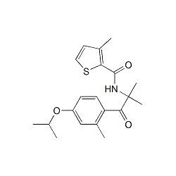 Isofetamid